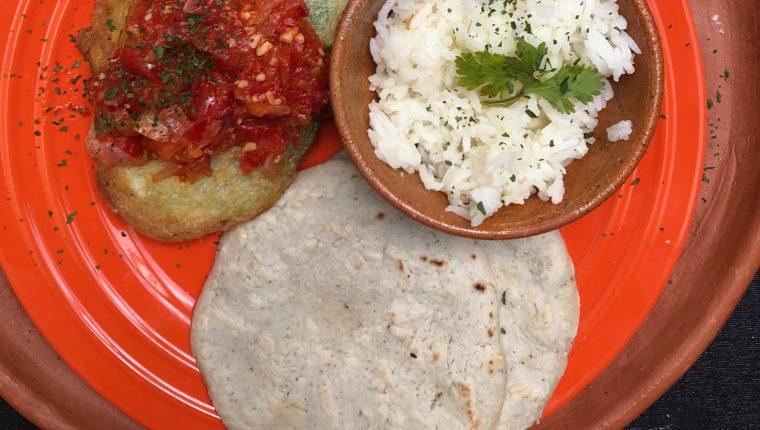 La cocina tradicional guatemalteca es deliciosa. Aprenda a prepararla. Foto cortesía La Sirena.