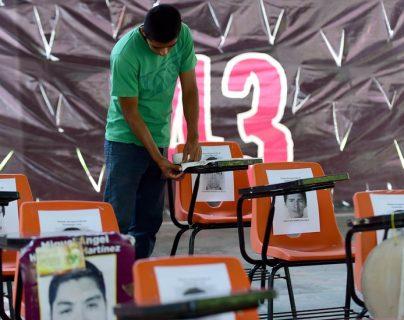 La desaparición de los 43 estudiantes de Ayotzinapa es considerado uno de los más emblemáticos episodios de violación a los derechos humanos en la historia reciente de México.