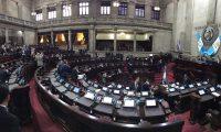 Diputados en sesión plenaria. (Foto Prensa Libre: José Castro)