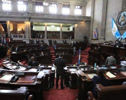 Siete diputados del Congreso de la República están implicados en el caso Subordinación del Legislativo al poder Ejecutivo. (Foto Prensa Libre: Hemeroteca: PL)