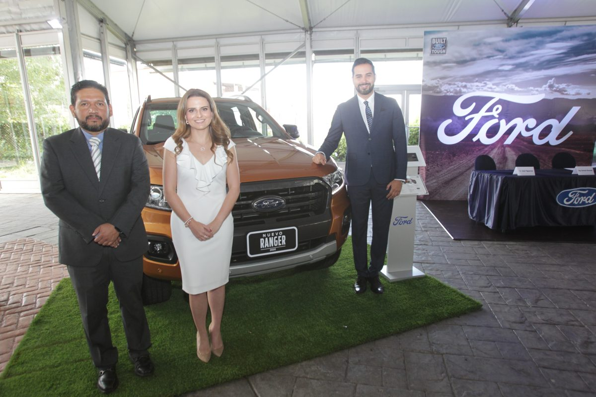 Excel presentó el nuevo pickup Ford Ranger Wildtrak 2020