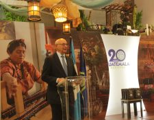 Cemaco inauguró el Festival Guatemala Nuestra, que promociona artículos de artesanos guatemaltecos. Foto Norvin Mendoza