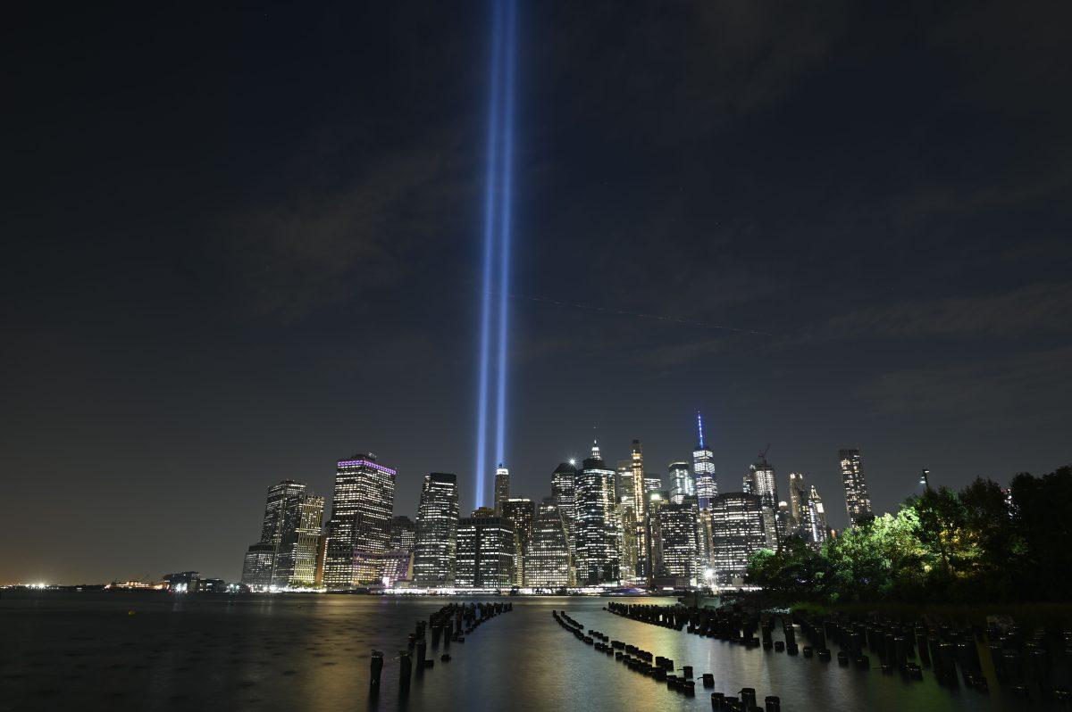 Fotogalería: conmemoran 18 años de los atentados del 11 de septiembre