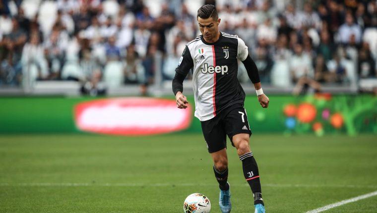 Cristiano Ronaldo fue determinante para el triunfo de su equipo el fin de semana. (Foto Prensa Libre: AFP)