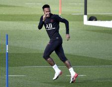 Neymar ha sido determinante para el PSG en su regreso. (Foto Prensa Libre: AFP)