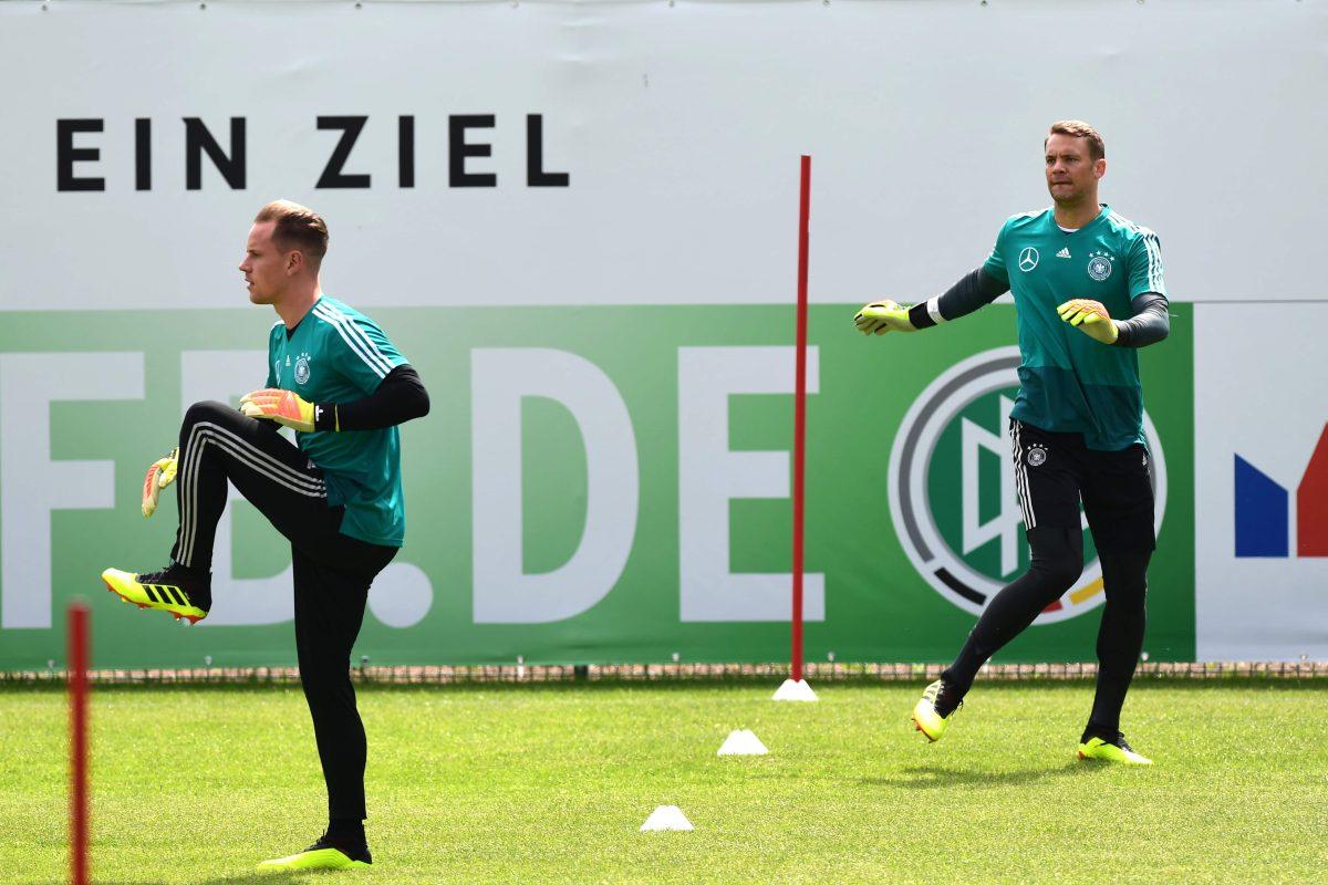 El Bayern amenaza con no ceder jugadores a la selección alemana si Ter Stegen es titular