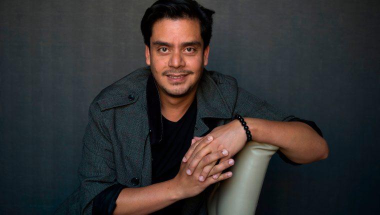 """El cineasta guatemalteco Jayro Bustamante presenta en el Festival de Cine de San Sebastián su película """"La Llorona"""". (Foto Prensa Libre: AFP)"""