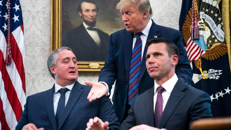 Acuerdo migratorio está en manos del Congreso