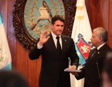 La Municipalidad de Guatemala ha negado los señalamientos del MP y la Cicig desde que se reveló el caso. (Foto Prensa Libre: Hemeroteca PL)