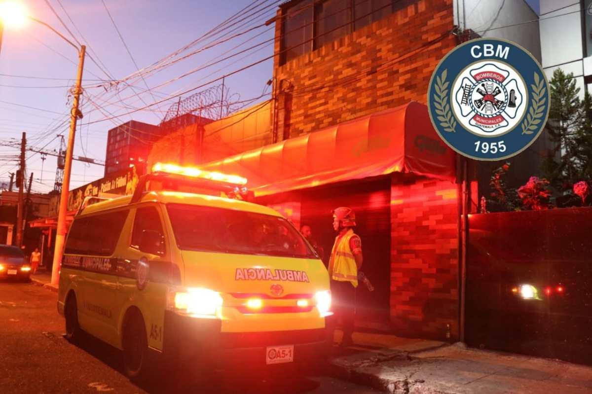 Tres mujeres mueren en ataque en discoteca de la zona 10
