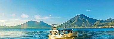 Autoridades y empresarios de turismo esperan que un posible estado de Sitio anunciado para dos municipios de Sololá no se vaya a implementar a  áreas de Atitlán. (Foto, Prensa Libre: Hemeroteca PL).