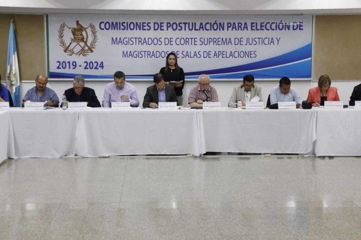 Los desafíos para cumplir los plazos de la CC en el proceso de postulación de magistrados