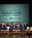 El 17 de septiembre se presentaron los resultados del censo de población del 2018. (Foto Prensa Libre: Cortesía)