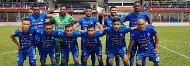 El conjunto de Cobán Imperial logró un importante empate en El Morón. (Foto Prensa Libre: Deportivo Iztapa)