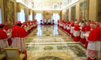 Una de las funciones del colegio cardenalicio es elegir a un nuevo Papa. (Foto: Infovaticana)