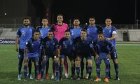 Selección de Fútbol de Guatemala. (Foto Prensa Libre: Hemeroteca).