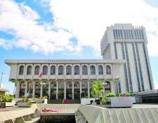 En el Congreso de la República serán elegidos los 13 magistrados de la Corte Suprema de Justicia de una nómina final de 26 aspirantes. (Foto Prensa Libre: Hemeroteca PL)