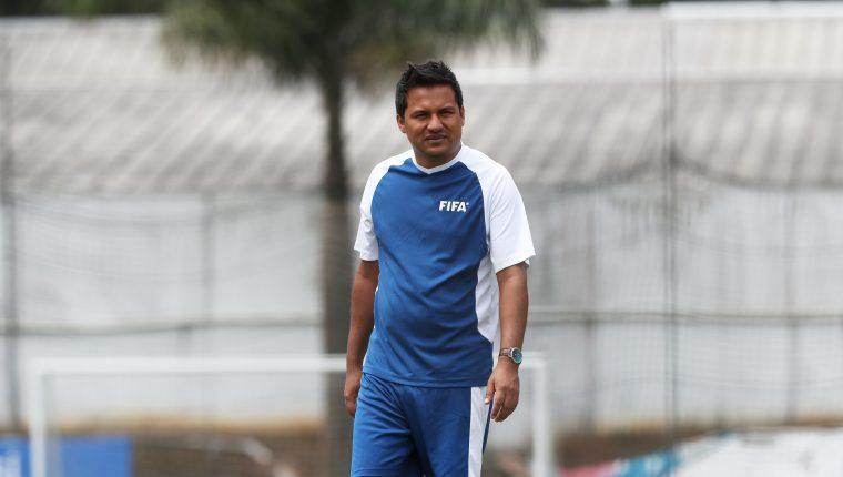 Federación alquiló un apartamento para el técnico Amarini Villatoro. (Foto Prensa Libre: Hemeroteca PL)