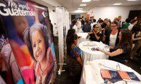 Varias organizaciones se sumaron a la iniciativa Nútreme que busca informar sobre la desnutrición crónica. (Fotos Prensa Libre: Esbin García) 19
