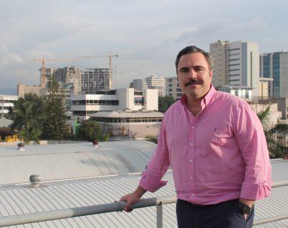 Giacomo Bilz tiene más de 15 años de experiencia en el desarrollo inmobiliario en Guatemala, es emprendedor e importa vinos de Alemania, Nueva Zelanda y Suiza. Además, le gusta jugar tenis y viajar. (Foto Prensa Libre: Miriam Figueroa)
