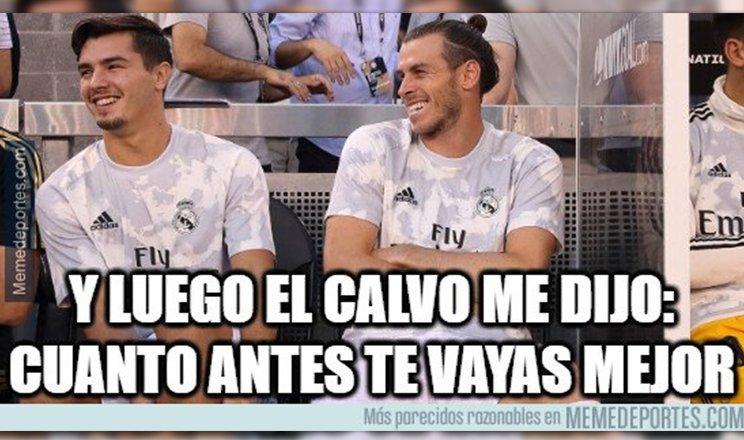 Memes | Bale le salva el partido a Zidane y los memes no perdonan al Real Madrid