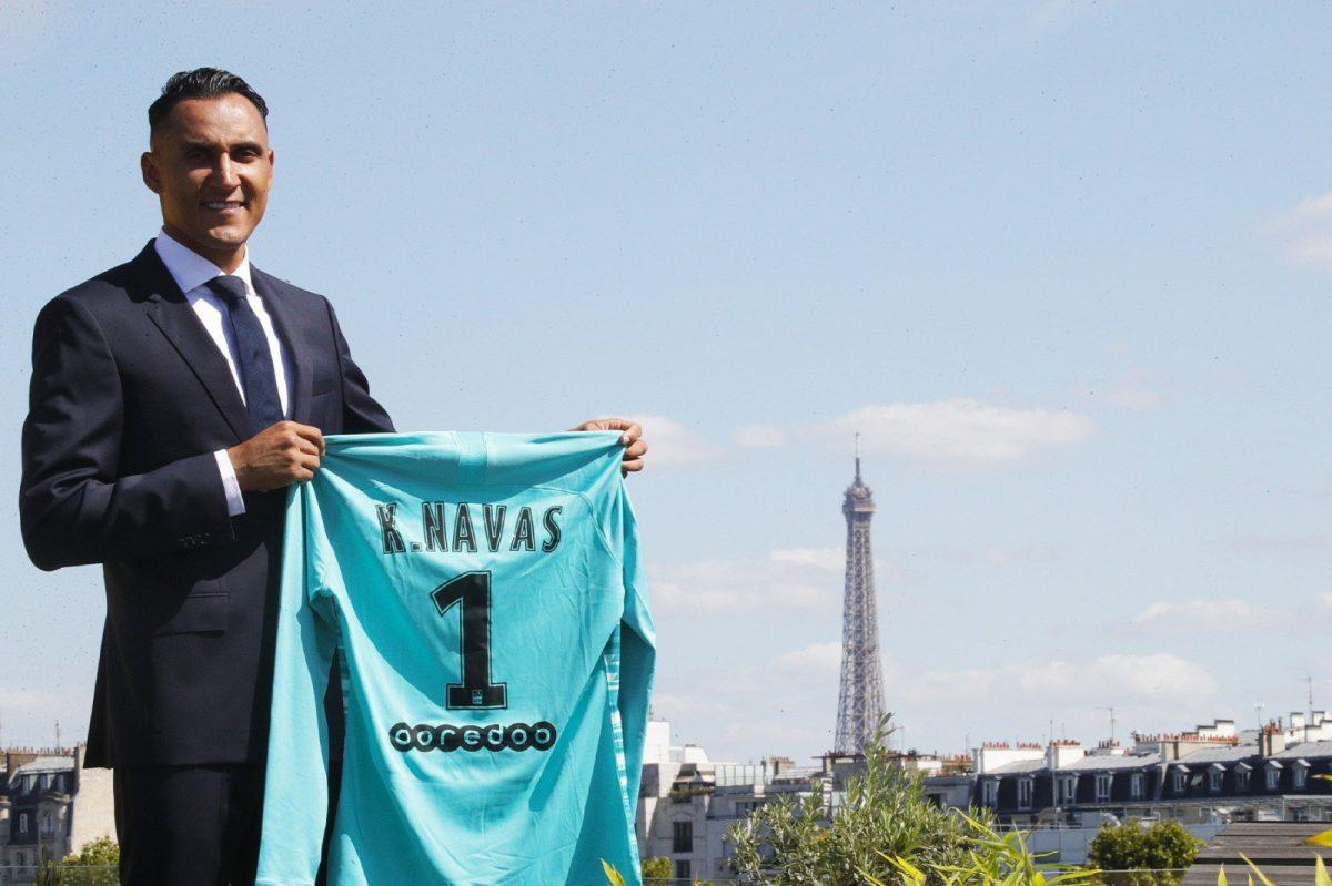 Keylor Navas ficha por el PSG después de meses de dudas sobre su continuidad en el Real Madrid