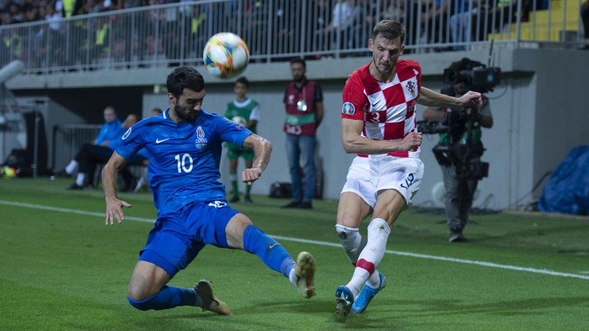 Azerbaiyán frustra a Modric y a Croacia