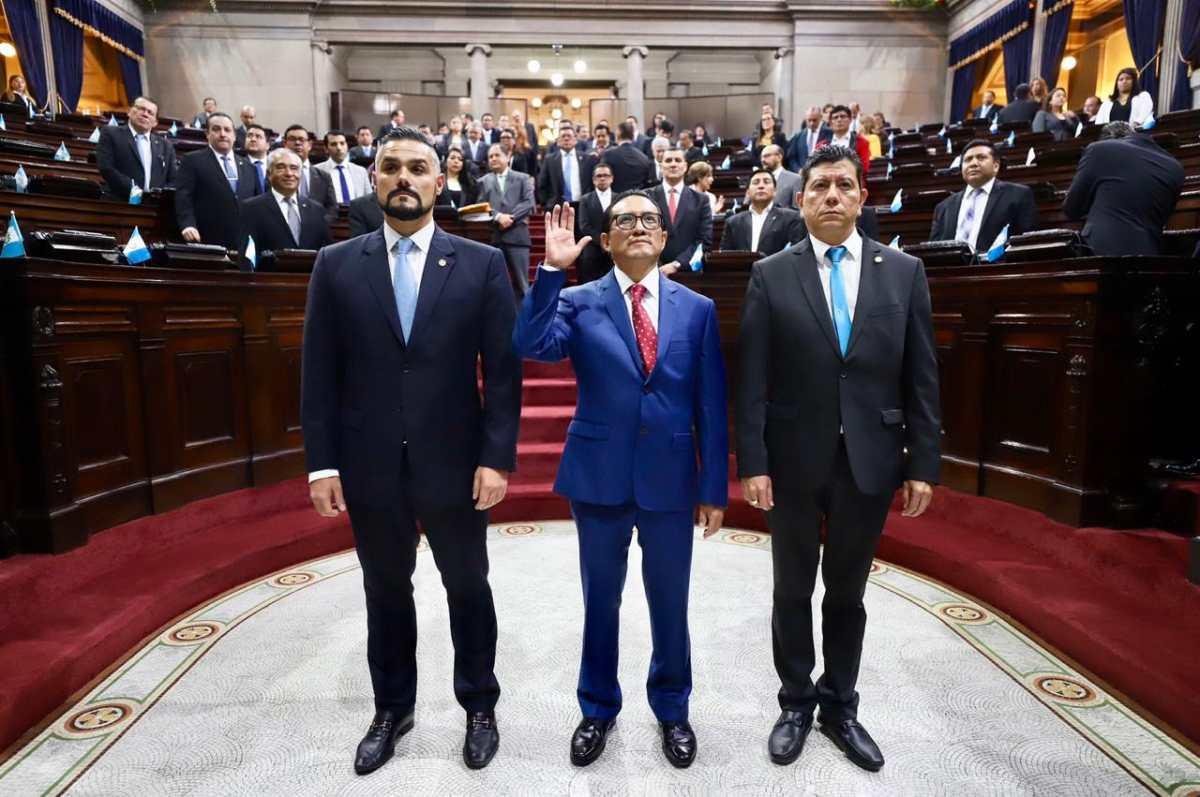 Idonaldo Arevael Fuentes Fuentes es elegido director de la Defensa Pública