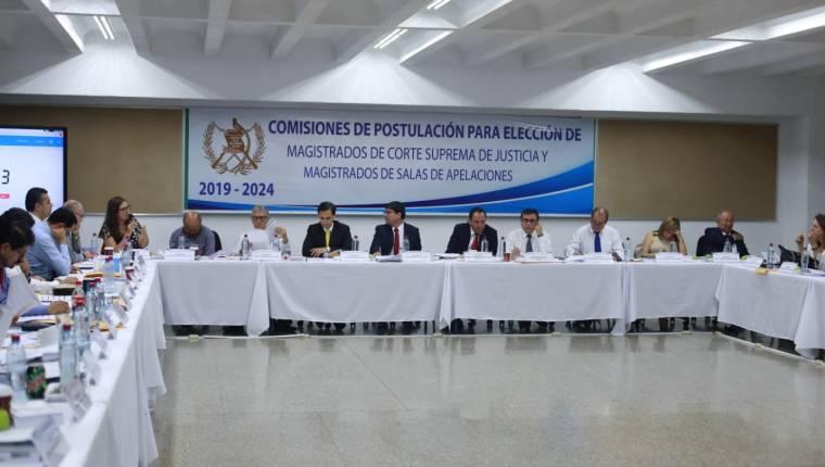 Los recursos de aclaración y ampliación están relacionados con el fallo de la CC que ordenó comenzar de nuevo el proceso de postuación de aspirantes a la CSJ. (Foto: Hemeroteca PL)