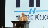 María Consuelo Porras, fiscal general. (Foto Prensa Libre: MP)