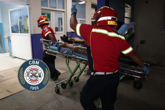 En diez minutos, dos ataques en las zonas 9 y 10 dejan dos heridos