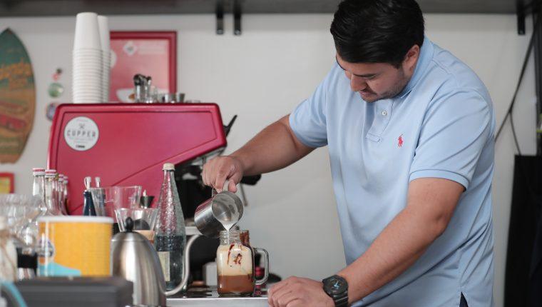 Las ventas al detalle y la comida son negocios frecuentes que se emprenden en Guatemala. Foto con fines ilustrativos. (Foto Prensa Libre: Hemeroteca)