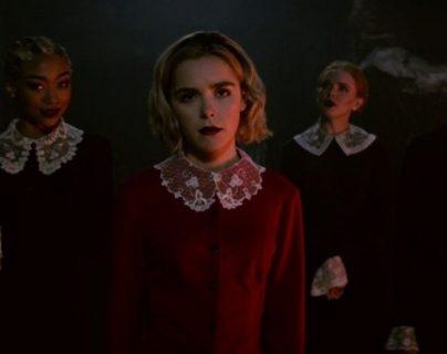 """La serie """"El mundo oculto de Sabrina"""" está basada en  """"Chilling Adventures of Sabrina"""", comic estadounidense publicado por Archie Horror. (Foto Prensa Libre: Servicios)"""
