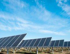 El proyecto para compara de energía solar por hasta 110 megavatios fue lanzado en mayo 2019. (Foto, Prensa Libre: Hemeroteca PL).