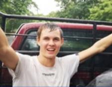 Theo Kirchgeorg de 19 años, habría desaparecido en el trayecto de Belice a Sacatepéquez.(Foto Prensa Libre: cortesía)