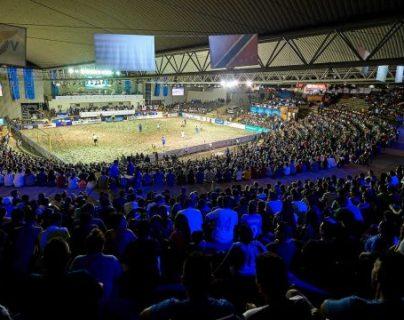 Twitter Instituto Nacional de los Deportes de El Salvador (INDES El Salvador).