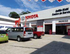 Los clientes de Cofiño Stahl en el norte del país ya tienen un centro de servicio más cercano. Foto cortesía.