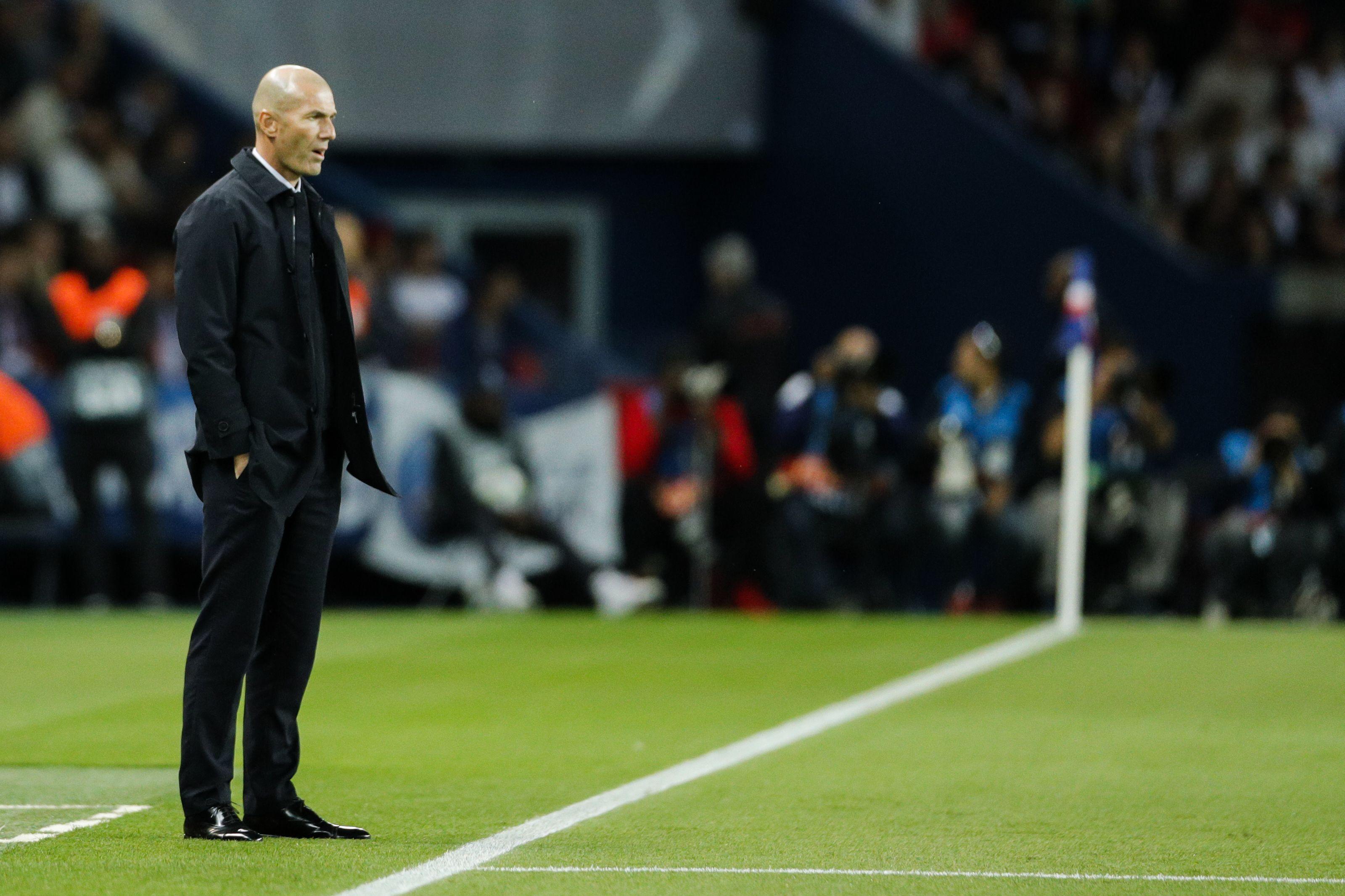 Resultado de imagen de zidane