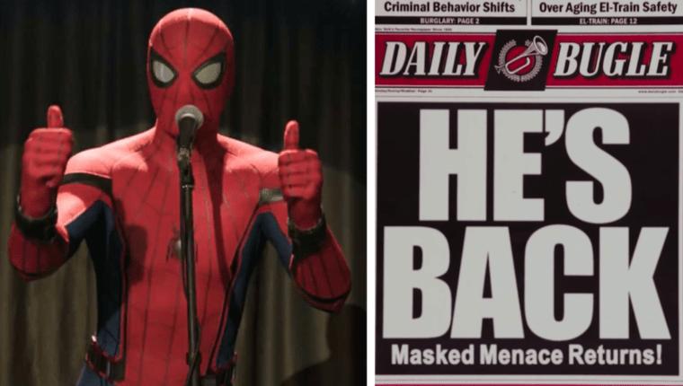 Spider-Man estará presente en al menos dos películas más del Universo Cinematográfico de Marvel. (Foto Prensa Libre: Sony Pictures)