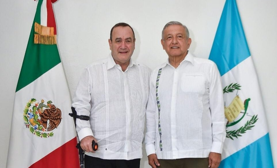 Alejandro Giammattei visitará México la próxima semana para tratar tema migratorio, confirma presidente López Obrador