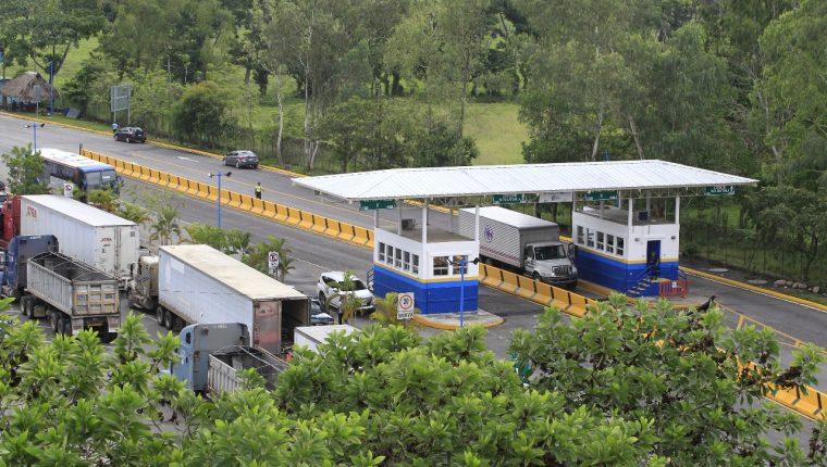 Guatemala y Honduras son los países más integrados en materia económica y comercial por la implementación de la unión aduanera. (Foto Prensa Libre: Hemeroteca)