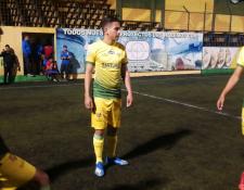 José Manuel Morales Marroquín durante su paso por Deportivo Petapa. (Foto Prensa Libre: Hemeroteca PL)