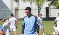 El portero Ricardo Jerez es uno de los más experimentados de la Selección. (Foto Prensa Libre: Cortesía ACD)