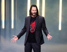 """Keanu Reeves es un de los rostros más conocidos debido al éxito en """"The Matrix"""". (Foto Prensa Libre: Hemeroteca PL)"""