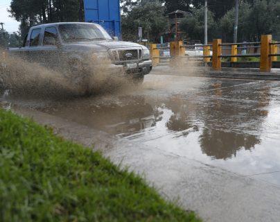 Aguaceros continuarán, monitorean al menos cinco ríos en Quetzaltenango