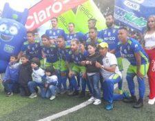 Deportivo Mixco salió del sótano tras el triunfo sobre Malacateco en la fecha seis del Apertura. (Foto Prensa Libre: Liga Nacional)