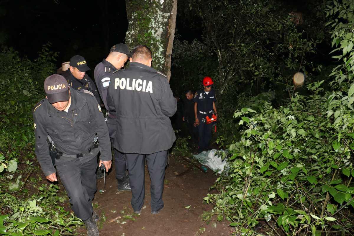 Pesar por muerte de mujer y su hijo que se extraviaron en una montaña de El Tejar