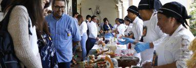 Quienes participen en el Festival del Níspero, en San Juan del Obispo, Antigua Guatemala, podrán degustar varios productos derivado de esa fruta. (Foto Prensa Libre: Julio Sicán)