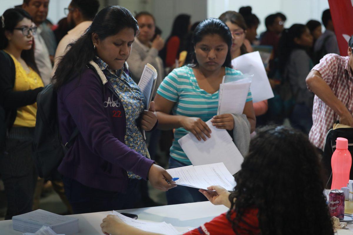 Mil plazas laborales estarán a disposición en la Feria Regional del Empleo en Quetzaltenango