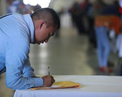 Una jornada de tiempo parcial debería representar el 75% de una jornada ordinaria. (Foto Prensa Libre: Juan Diego González)